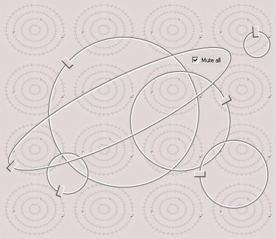 música das esferas 2006