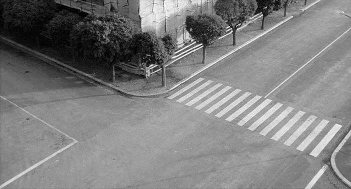 Michelangelo Antonioni, Still from L'eclisse (1962).
