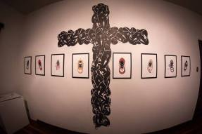 "FIGURA 154 - ""Expo Religion"", de Jhon Douglas (Museu de Arte MT, Brasil, 2015)"