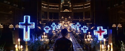 "FIGURA 104 - Still do filme ""Romeo and Juliet"", de Baz Luhrmann (1996)"