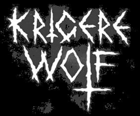 FIGURA 123 - Logo de Krigere Wolf, banda italiana de black/death metal