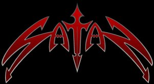 FIGURA 124 - Logo de Satan, banda de heavy metal inglesa (fundada em 1979)
