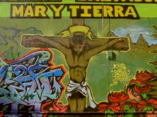 FIGURA 143 - Graffiti de autoria desconhecida