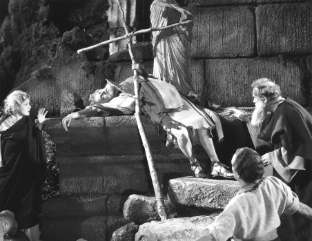 "FIGURA 166 - Still do filme ""Sign of the Cross"", de Cecil B. DeMille (1932)"