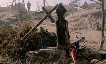 """FIGURA 177 - Still do filme """"Django"""", de Sergio Corbucci (1966)"""