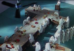 "FIGURA 219 - Still do filme ""Black Narcissus"", de Michael Powell e Emeric Pressburger (1947)"