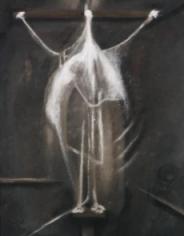"""FIGURA 233 - """"Crucifiction"""", pintura de Francis Bacon (1933)"""