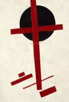 FIGURA 31 - Pintura de Kazimir Malevich