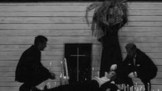 "FIGURA 52 - Still do filme ""Haut les mains"", de Jerzy Skolimowski (1967)"