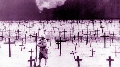 """FIGURA 67 - Still do filme """"Napoléon"""", de Abel Gance (1927)"""