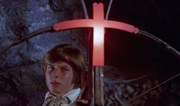 "FIGURA 95 - Still do filme ""Vampire Circus"", de Robert Young (Hammer Films, 1972)"